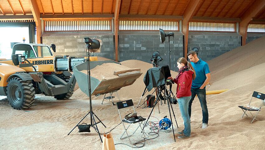 Bayer Xpro Shooting im Lager