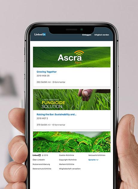 ASCRA Smartphone
