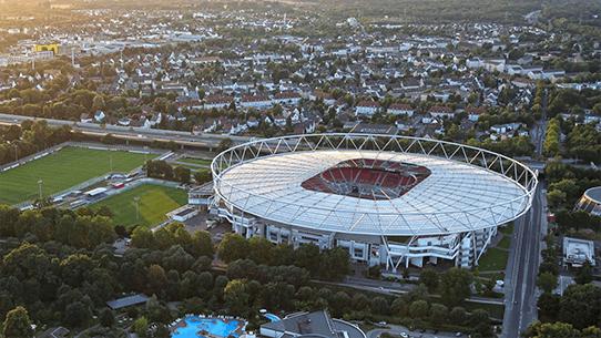 bayer stadion